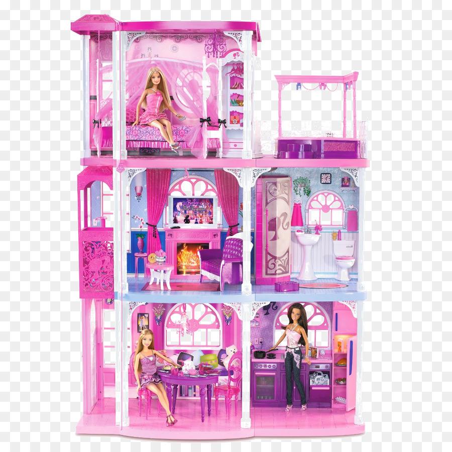 назвался, картинки кукол барби дом мечты праздник