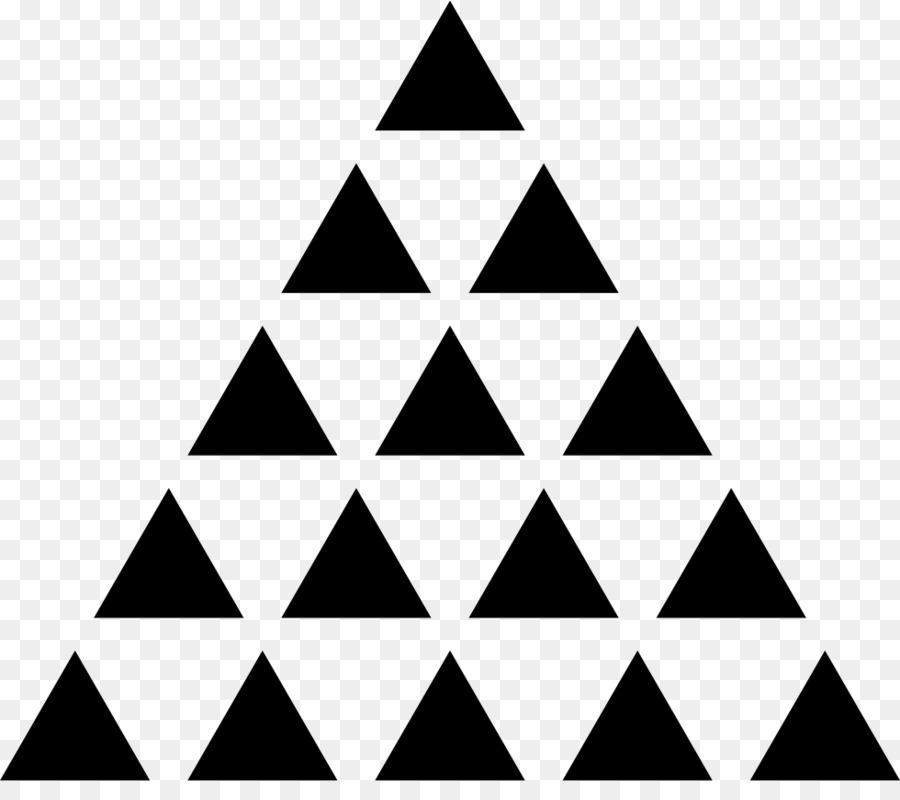 такое картинка с изображением треугольников все правила