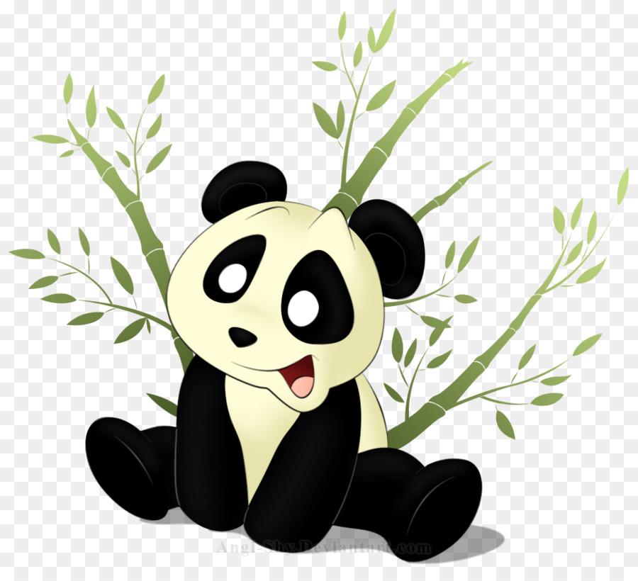 Картинки прикольных панды мультяшные, девушка после