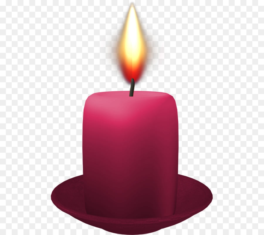 Анимация свеча горит