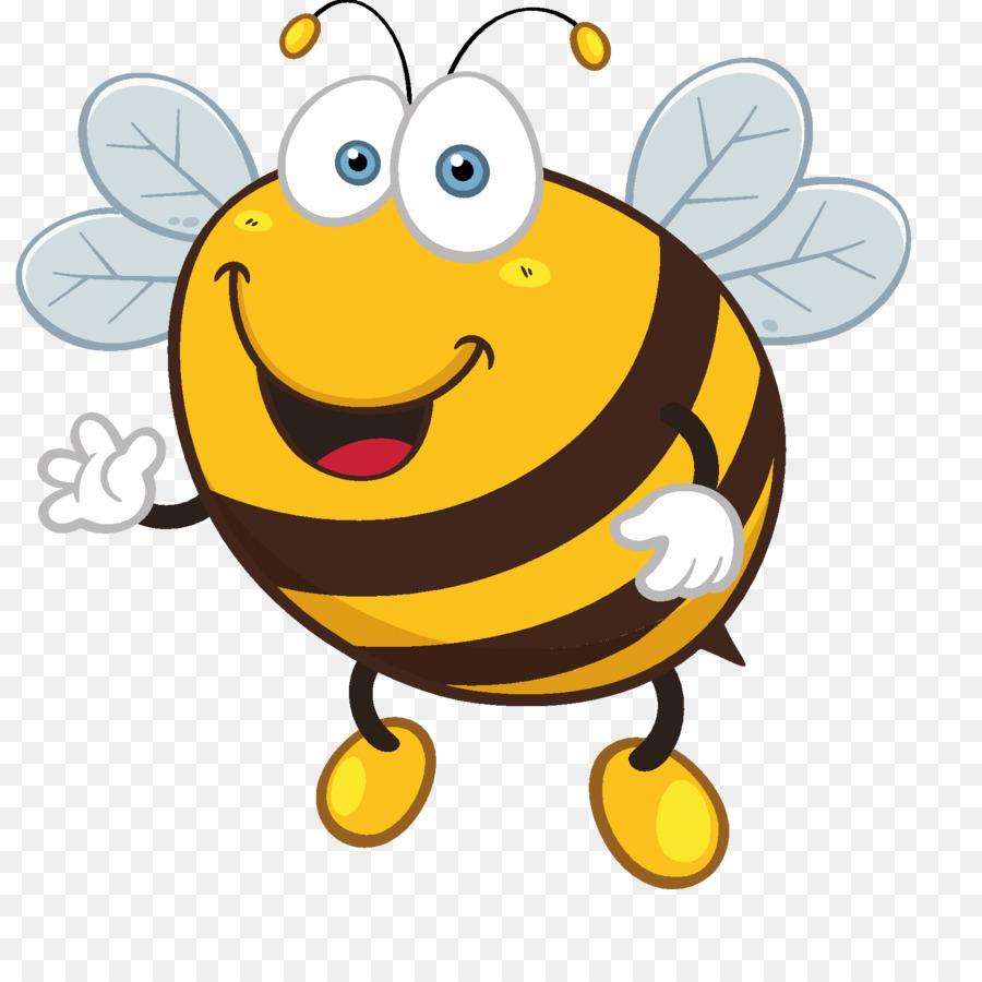 Картинка с изображением пчелы