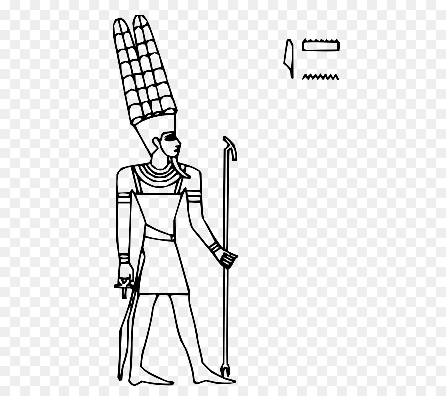 раскраска египетский воин день рожденья