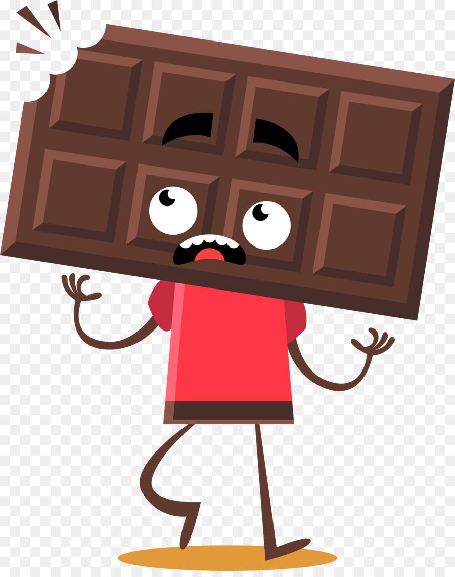 Картинки шоколадки нарисованные