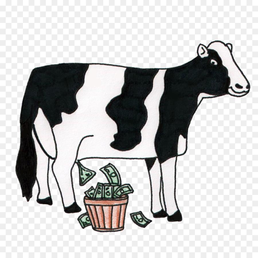 Картинка коровы с надписью