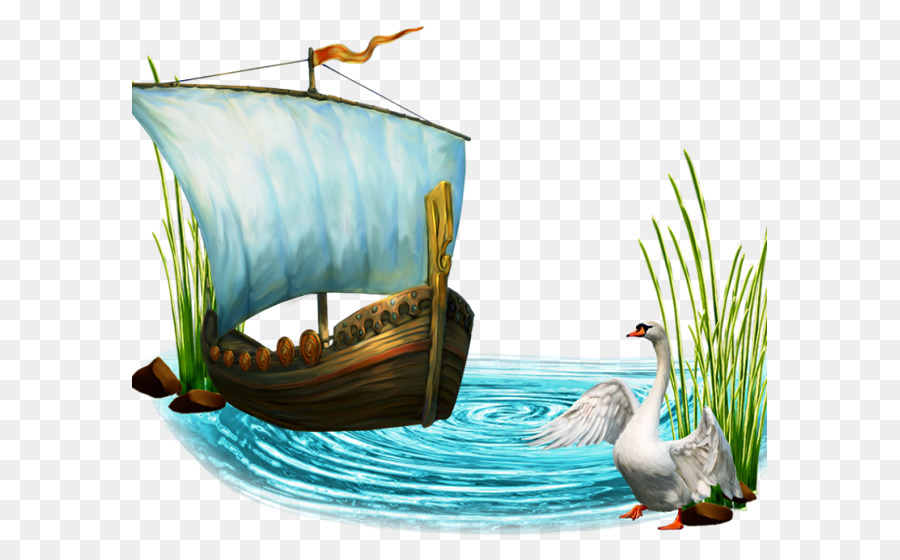 картинки сказочными лодками белочки зайчики ней