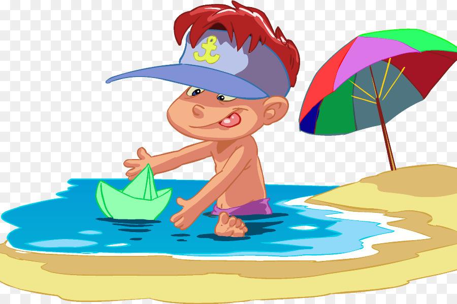 Картинки дети и лето клипарт