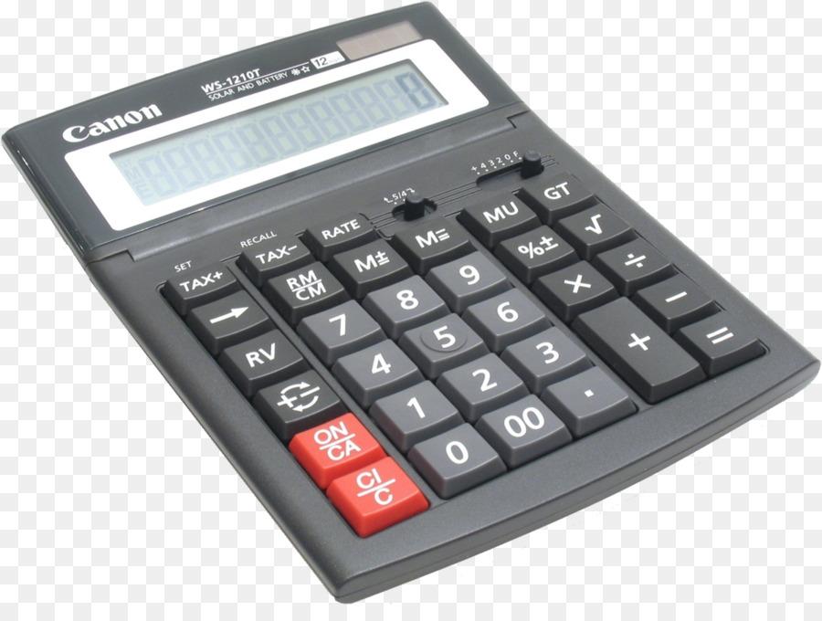 Картинка калькулятора на компьютере