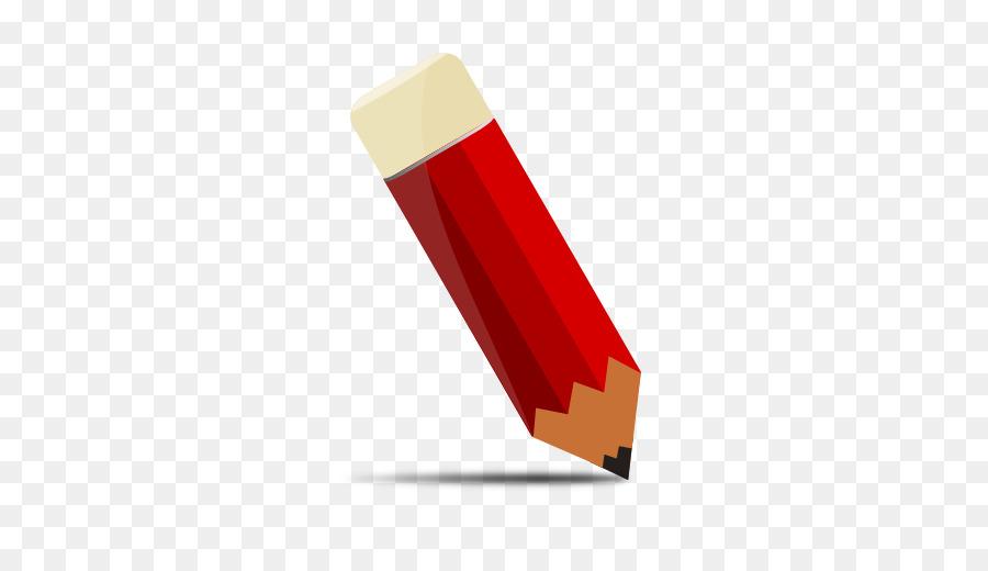 Открытки, красный карандаш картинки для детей на прозрачном фоне