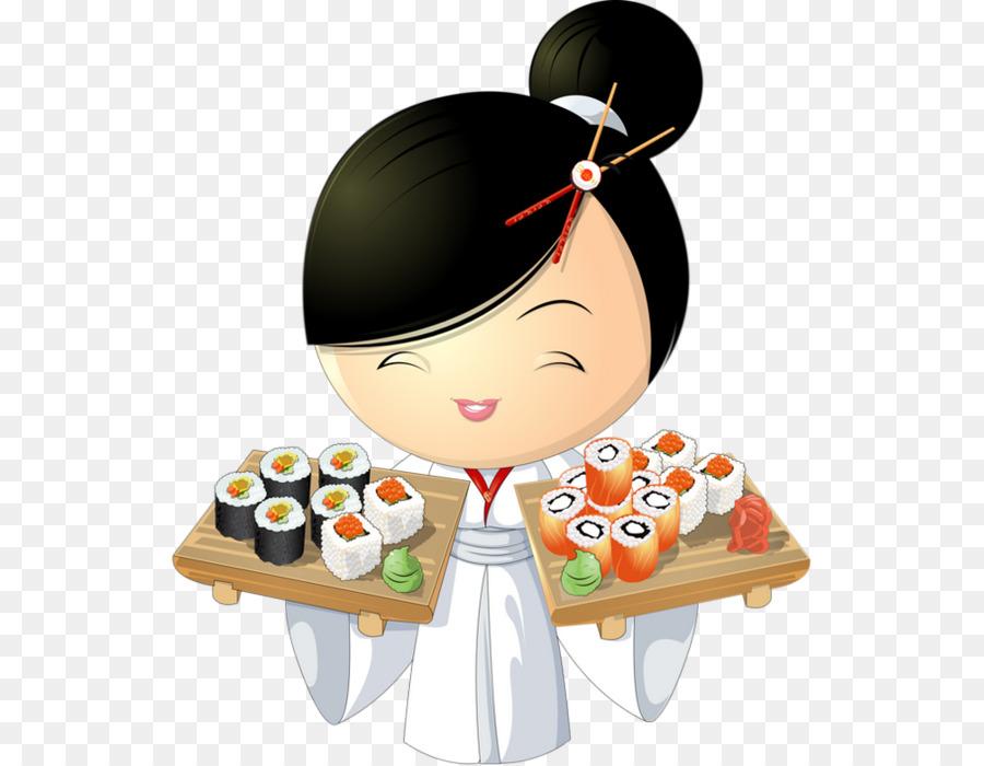 кошек мультяшные картинки для суши скоро юная девушка