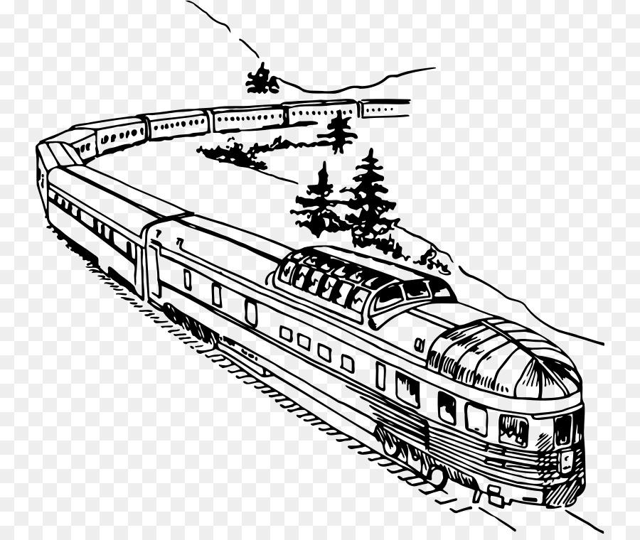 Поезда картинки рисунки