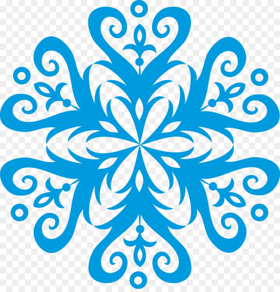 Орнамент картинки снежинки