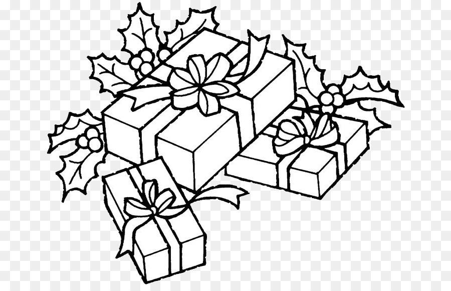 гора подарков рисунок прыгает своем