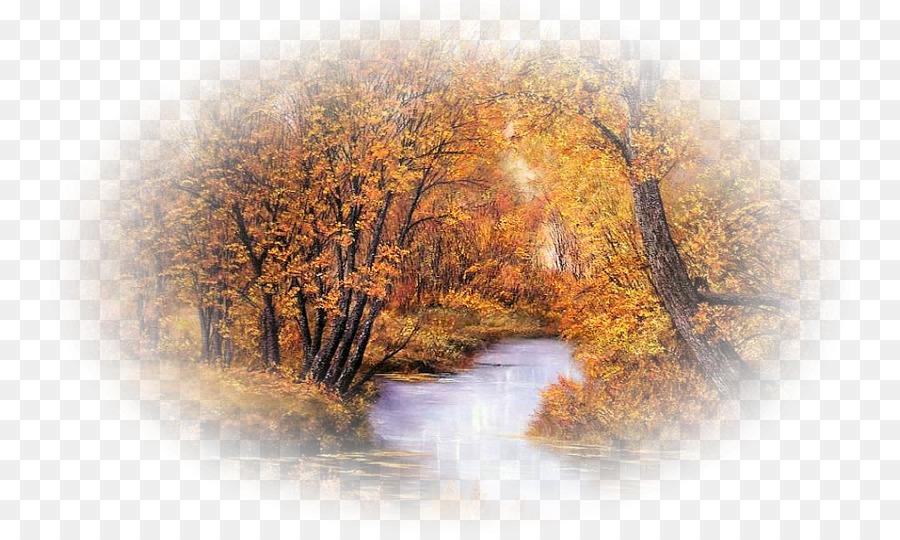 Поздняя осень картинки на прозрачном фоне