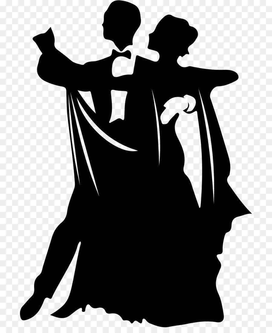 Рисунок бальные танцы черно-белый