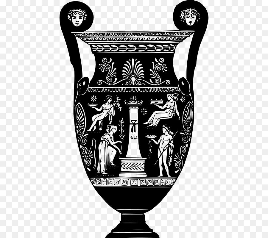 римские рисунки на вазах обои гуфи