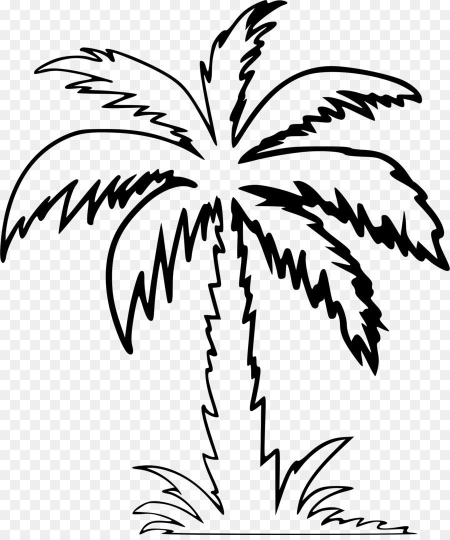 Пальма картинки нарисованные