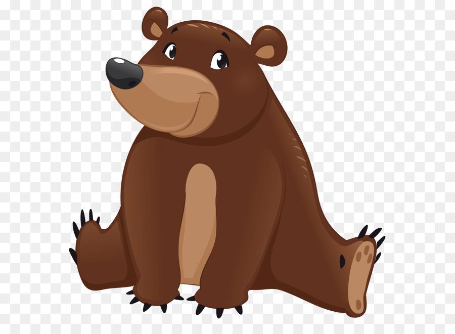 приколы медведь мультяшный картинки пнг заявку