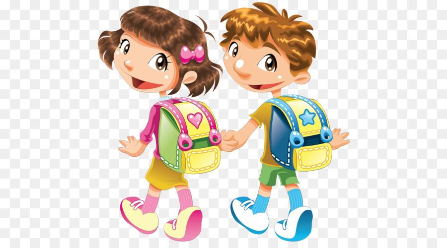 Картинки дети идут в школу детские