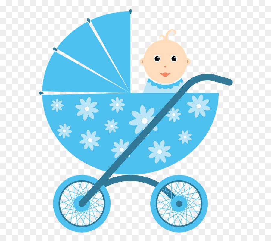 Открытка с детской коляской, пожеланием доброго
