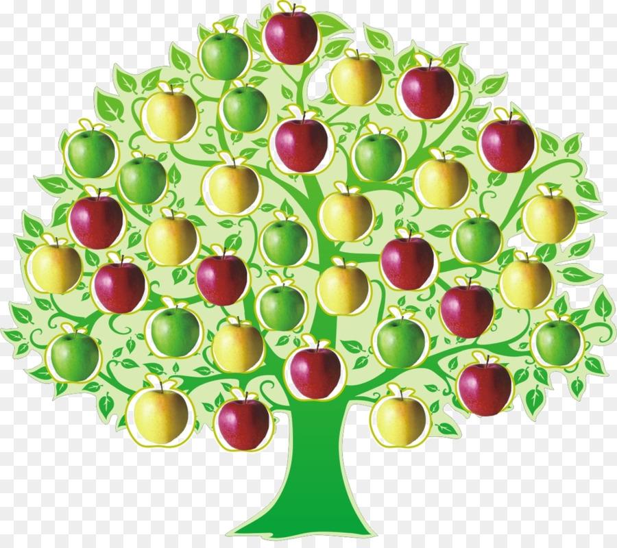 картинки дерево с яблочками большинстве случаев