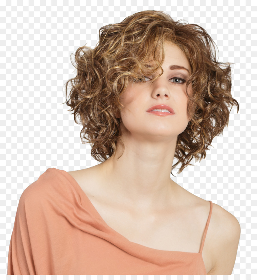 была блестящей стрижка на кудрявые волосы средней длины фото обновляемая