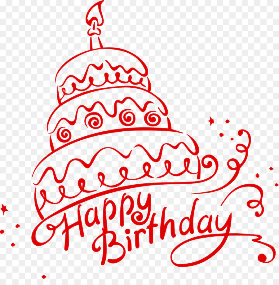 Векторный клипарт открытки с днем рождения, креативные днем