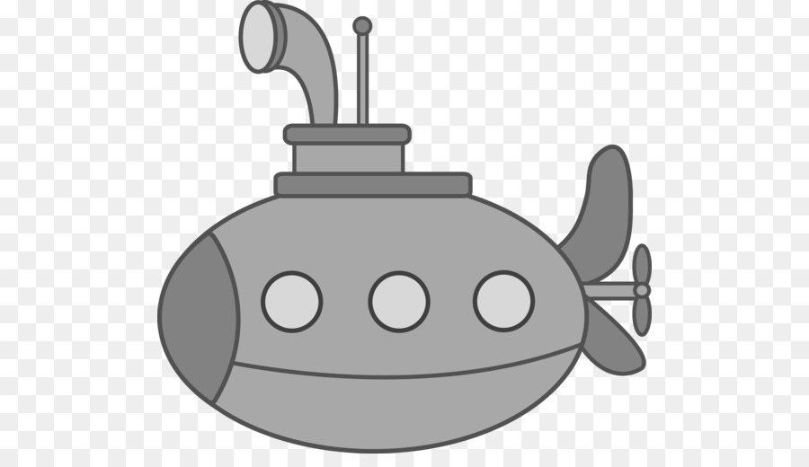 Картинка рисованная подводная лодка