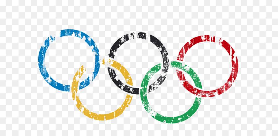 Олимпийские кольца картинка вектор