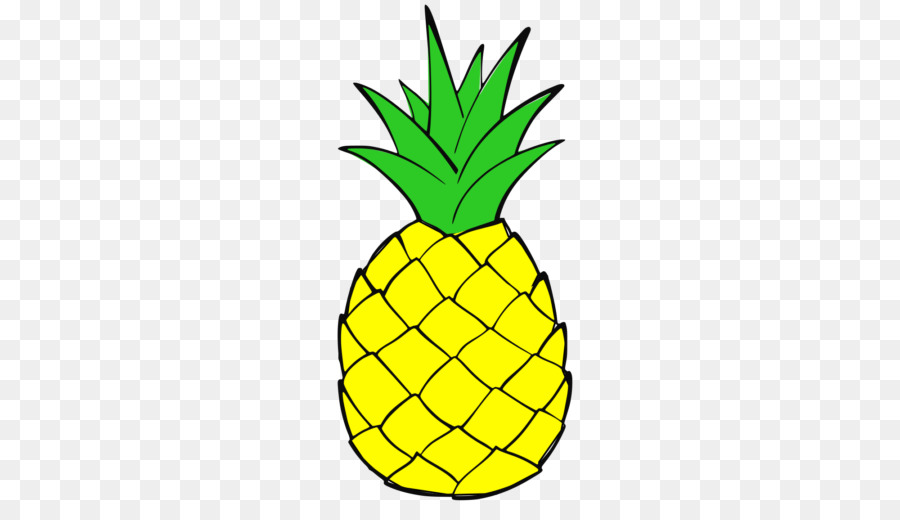 забавная динамическая картинки для лд ананас ходе