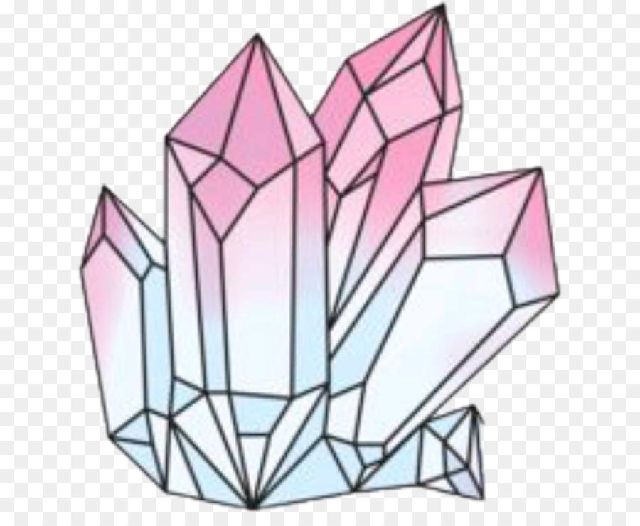 Картинки кристаллов для срисовки