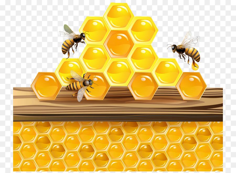 Рисунок медовые соты