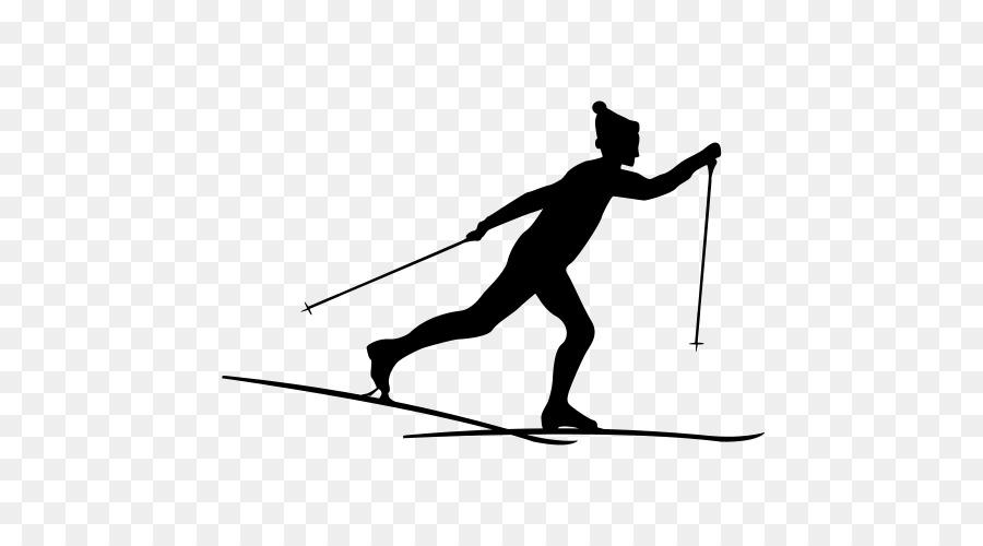 картинки в векторе лыжи работаешь