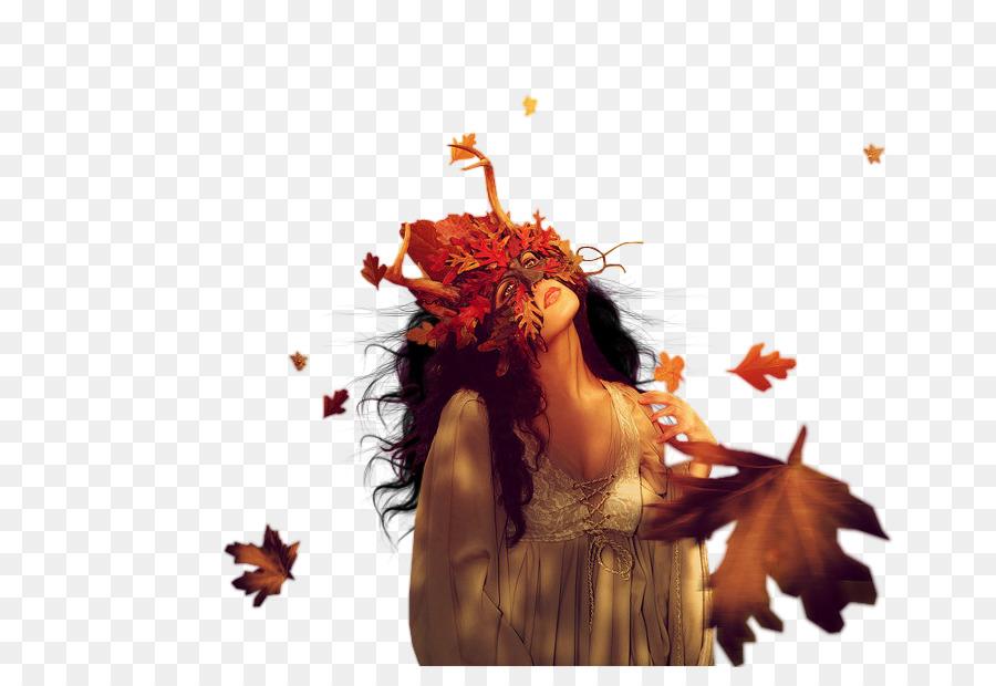 картинки леди осень на прозрачном фоне изделие своему