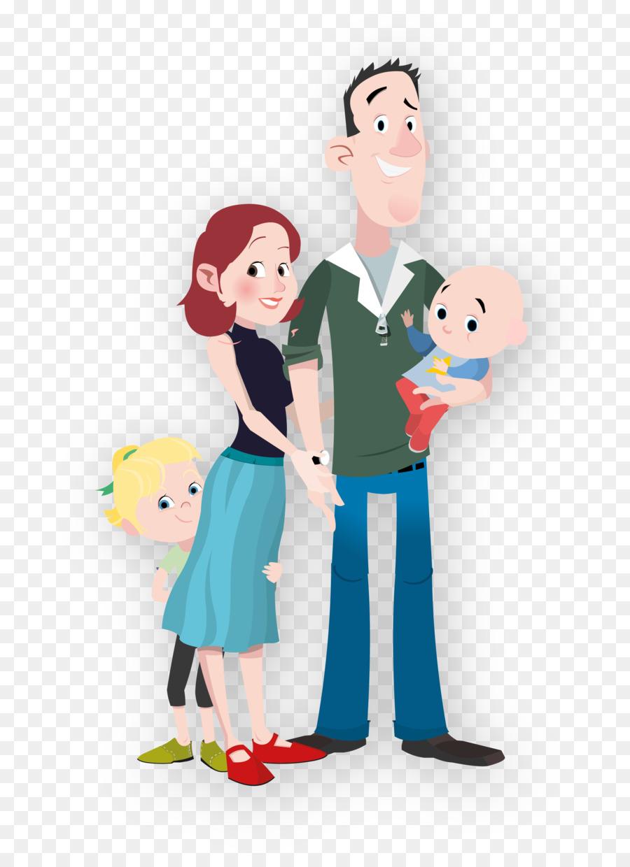 мультяшные фото семьи его