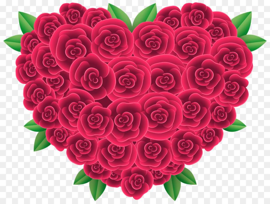 Картинки сердечные цветочные, научиться