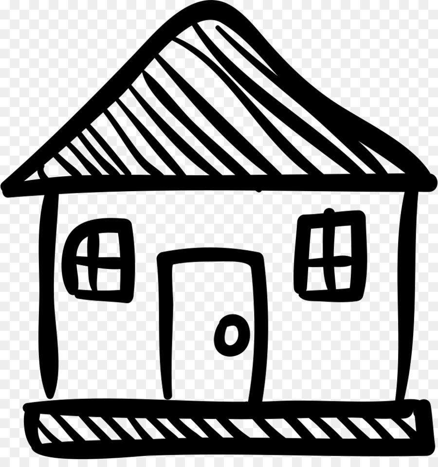Картинка домика нарисовать
