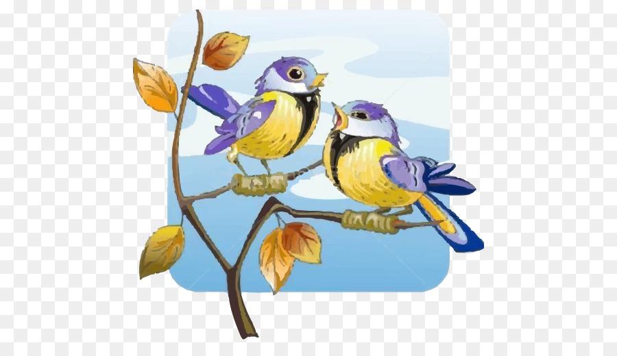 Птички поют картинки для детей