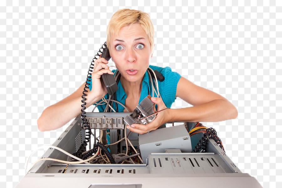 Картинки глупая женщина за компьютером