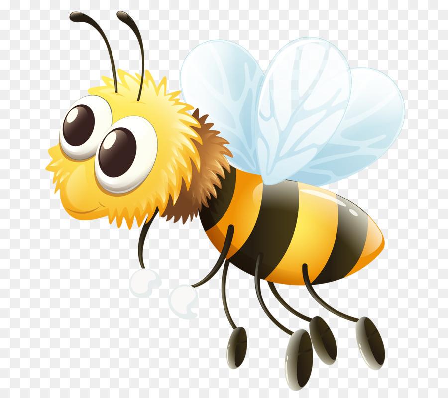 Картинки мультяшные осы