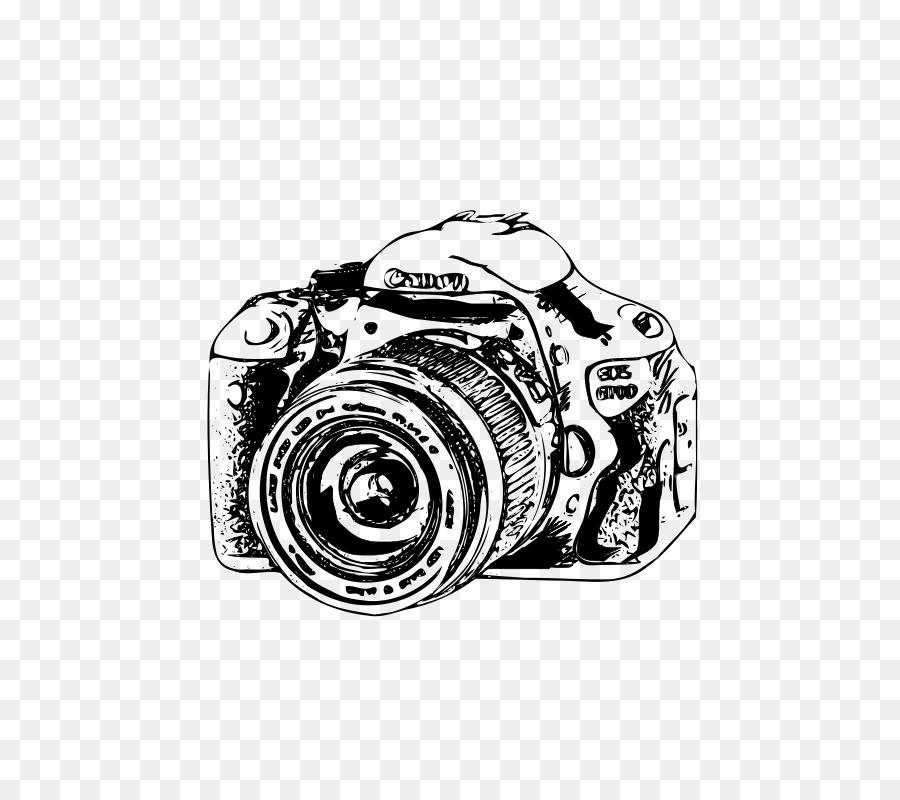 Открытка для, черно белые картинки фотоаппарат