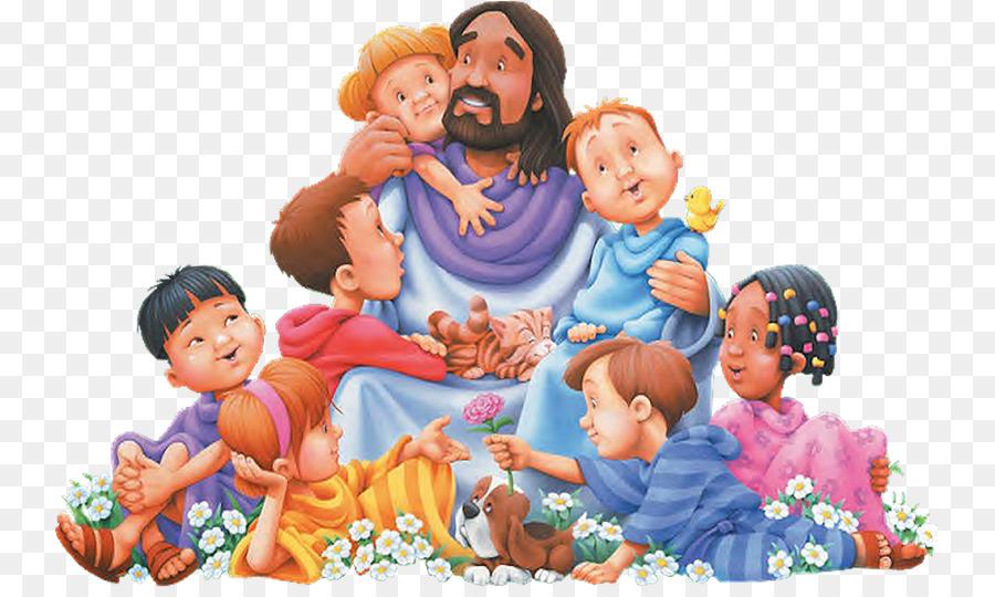 Христианская детская картинка