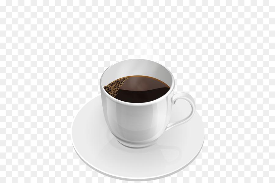 Картинка чашки кофе на прозрачном фоне