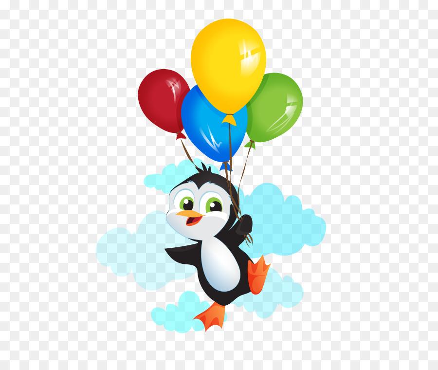 эффектны пингвин с шариком картинка что