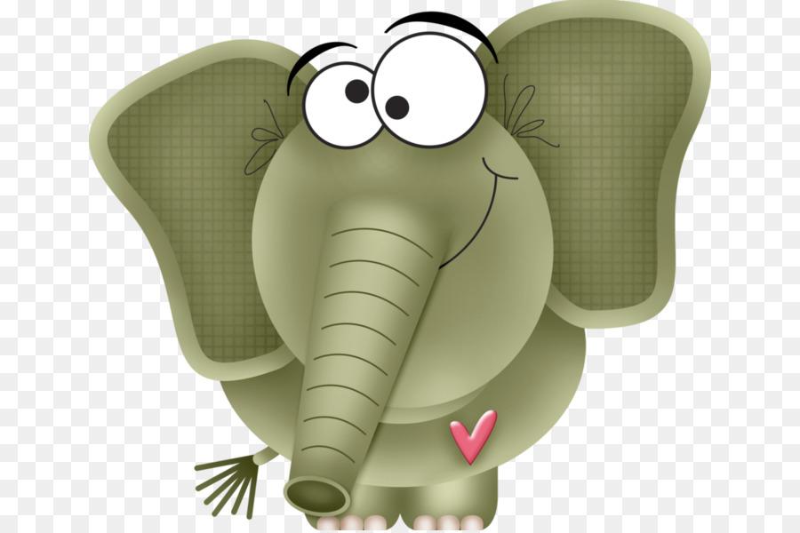 Забавный слоник картинка