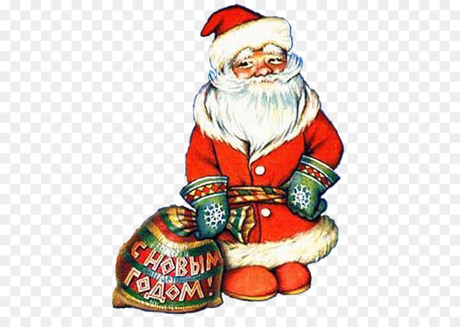 Дед мороз картинка на прозрачном фоне, 2года илье гифы