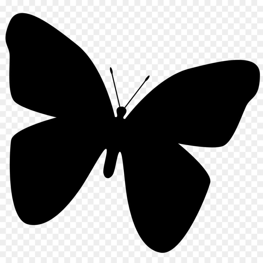 Картинки бабочек силуэт
