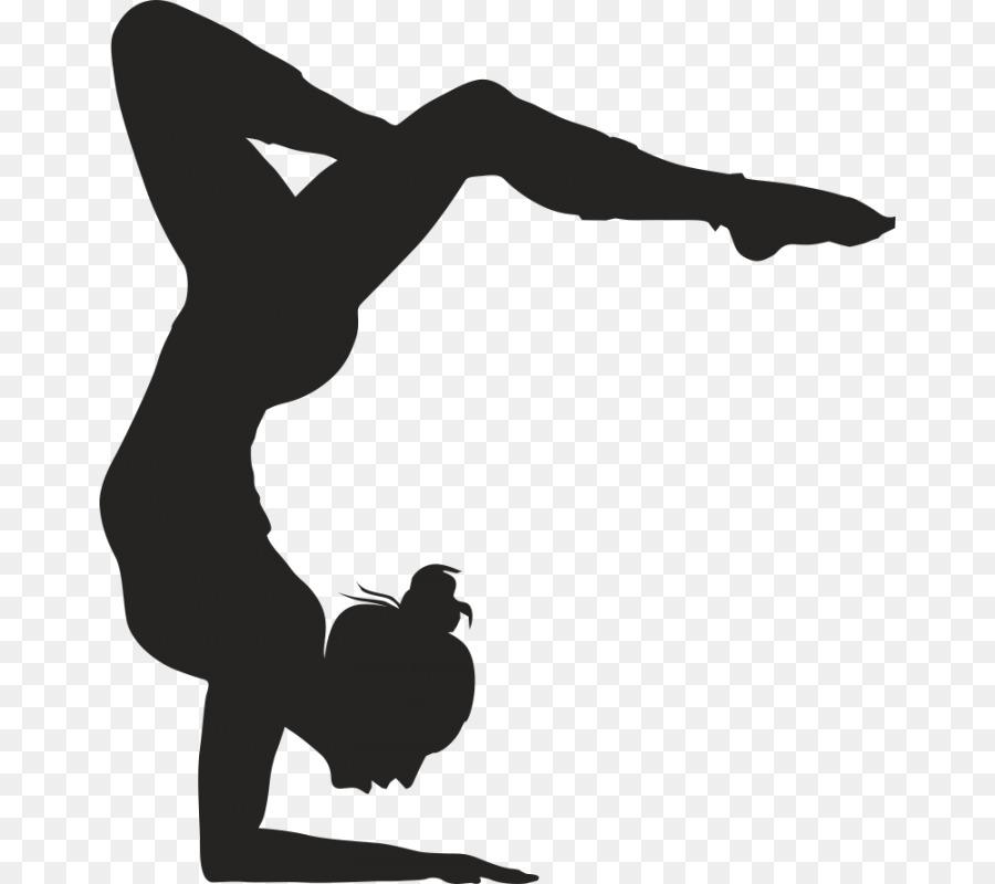 Гимнастки девочки силуэты