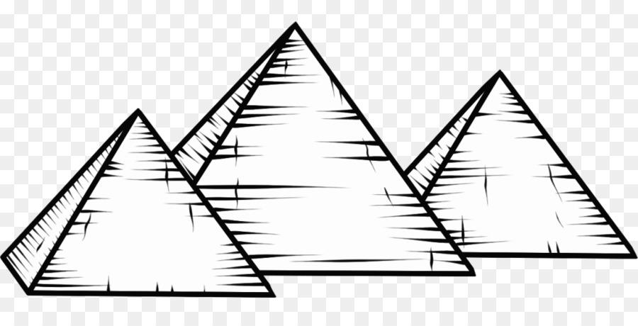 Рисунки пирамиды хеопса карандашом
