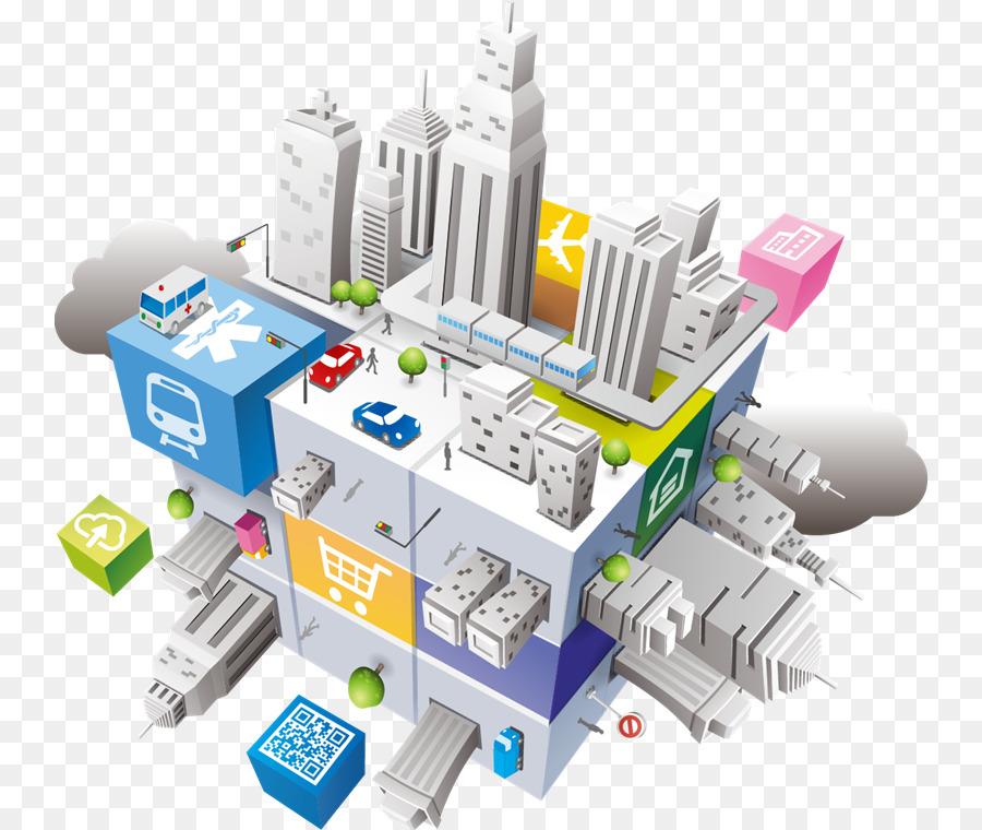 Умные города картинки для презентации