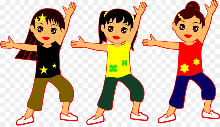 Картинки детский танец рисунок